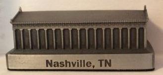 2014 - Parthenon, Nashville, TN