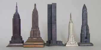 Photo of NYC Souvenir Buildings