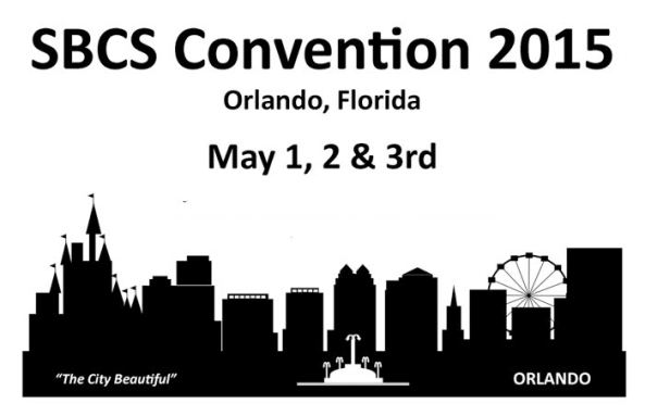 Photo of SBCS 2015 Convention Ad