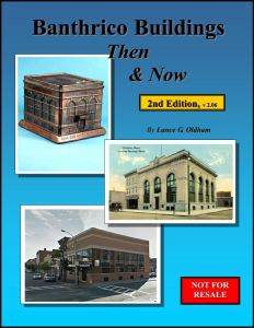 Front Cover of Bantrico Buildings, Then & Now
