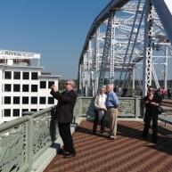 Shelby Street Pedestrian Bridge, Nashville, TN