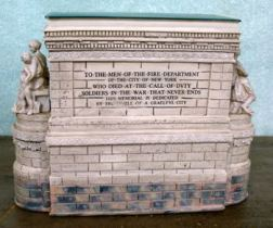 Reverse of Monument