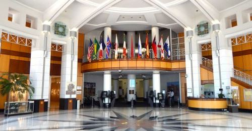 Photo of Orlando City Hall Rotunda