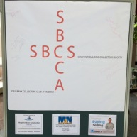 Photo of SBCS & SBCCA Exhibit Board