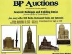 Advertising a Souvenir Building Auction