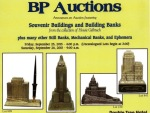 Advertising a Souvenir Building Auction