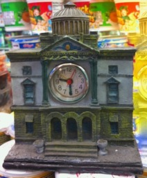 Photo of Souvenir Building with Clock