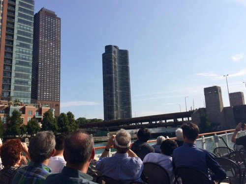 chicago 2017: chicago architecture foundation river cruise