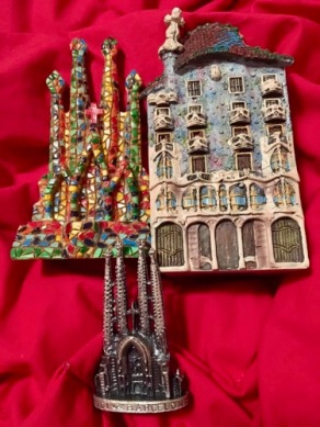 B: Barcelona, Sagrada Familia and Gaudi Apartment Building (Carolyn C)