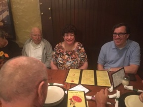 Bob, Carol, Steven. Pizzeria Due