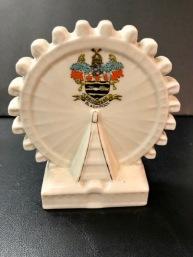 SBCS Crested Porcelain